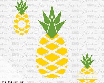 Pineapple Monogram Frames Svg, Pineapple Svg, Summer Svg, Aloha Svg, summer svg, beach svg, sea svg, hello summer, summer 2017, monograms