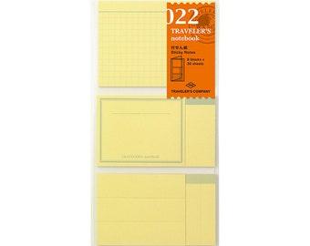 TN Accessory - Regular Size - 022 Sticky Notes