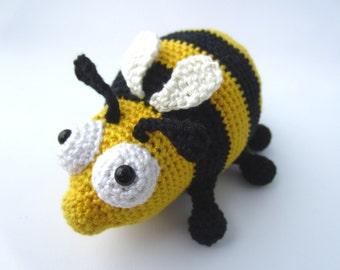 Amigurumi Bee Crochet Pattern