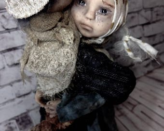 Collectible dolls, Orphans