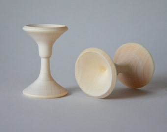 Wood stand for decorative eggs. Wood stand for temari.