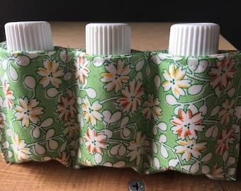3 bottle Essential Oil Pocket Add On 5ml 15ml