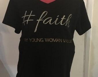 YW Faith Tee