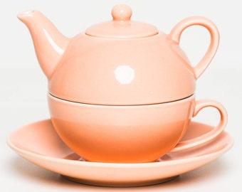 Vintage Nested Teapot