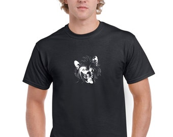 Chinese Crested Dog T-Shirt by Ameiva Apparel