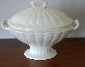 Adams Ironstone Tureen
