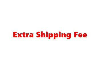 Make for special customer to fill up shipping fee difference or repay