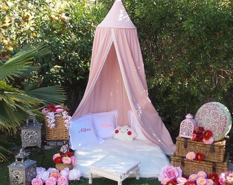 Bed Canopy, Crib Canopy, canopy, kids canopy, bed canopy for girls, nursery canopy, Play room canopy, playroom decor