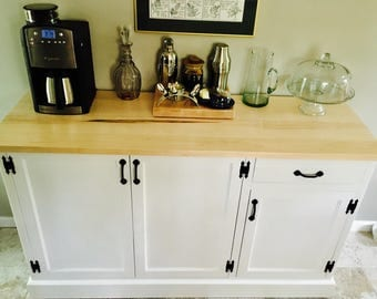 Farmhouse SideBoard - Farmhouse Cabinet -
