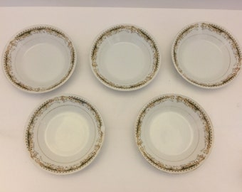 Set of 5 - Queen Anne Signature Collection Berry Bowls