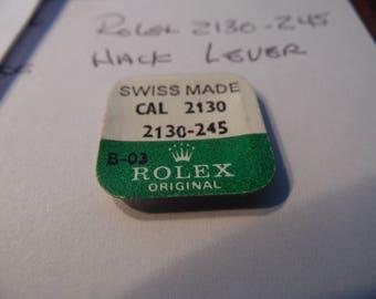 ROLEX 2130-245 HACK LEVER Stop