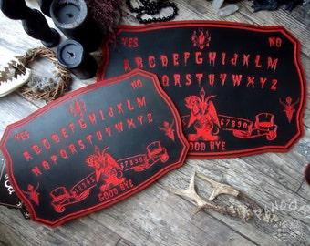 Ouija board, Bloody Baphomet