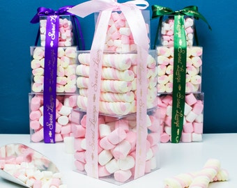 3 Tier Marshmallow Tower + FREE Personalised Ribbon