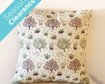Tree Wilderness Pillow Cover, Throw Pillow, Cushion Cover, Pillow Covers, Cushion Cover, Decorative Pillow Cover,Sofa Throw pillow