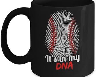 Baseball Mug - baseball Coffee Mug - Baseball Gift