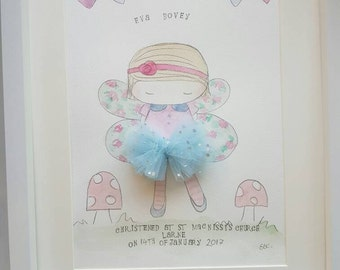 christening day fairy picture