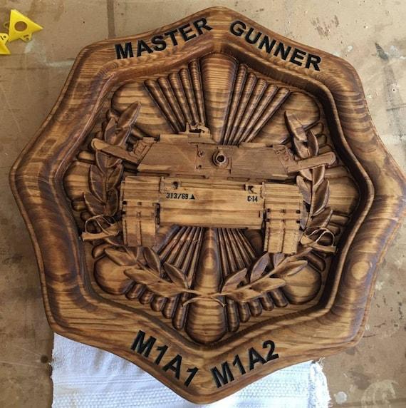 Master Gunner Emblem