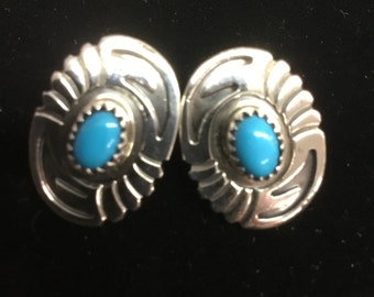 Authentic Navajo Earrings