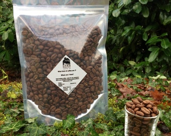 Coffee Beans - Freshly Roasted Nicaragua Single Origin - whole bean, espresso or cafetiere ground - Dawn Roasters