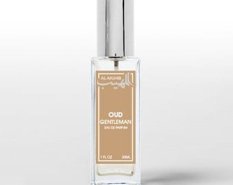 Oud Gentleman - Spray perfume Eau de Parfum - Oriental fragrance for men