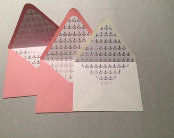 Custom Lined Envelopes