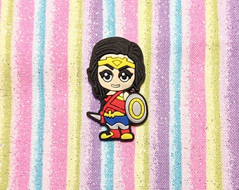 Cartoon character charm
