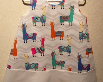 Happy Llama Toddler Jumper
