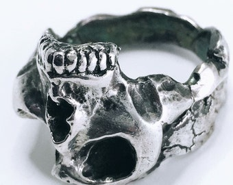 Pirate's bone ring