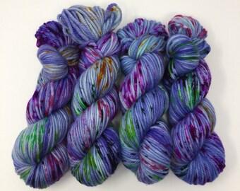 Hand Dyed Yarn - Chunky - Melody - 100% Superwash Merino Wool Yarn