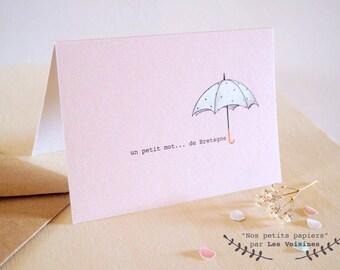 "Mini map ""umbrella"""