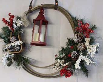 Christmas Lariat Wall decorations