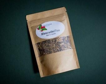 MasculiniTEA, Men's Health Medicinal Tea