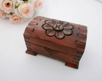 Wedding Ring Bearer Box Rustic wedding Rustic Ring Bearer Box Ring Pillow Wedding Ring Holder