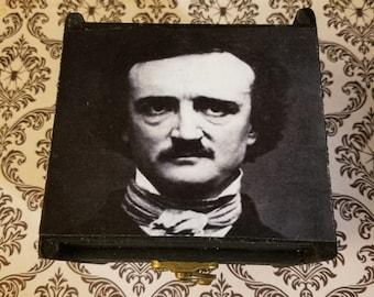 Edgar Allen Poe box