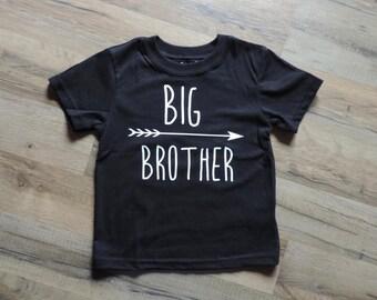 Big Brother Shirt | Arrow Shirt| Brothers Shirt