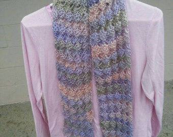 Lacy Decorative Scarf