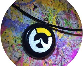 Custom Bottlecap Necklace or Choker