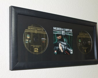 Soldier of Fortune 2 - Double Helix - 2CD and cover frame