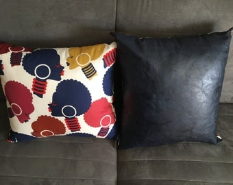 Afrocentric Pillow