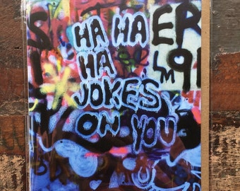 Joke's on You Greeting Card