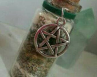 Protection or Hex amulet! Comes with free protection or Hex spell! Get revenge, block negative energies or people!