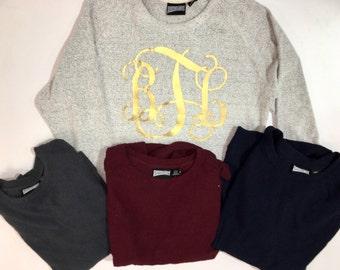 Cozy Fleece Sweatshirt