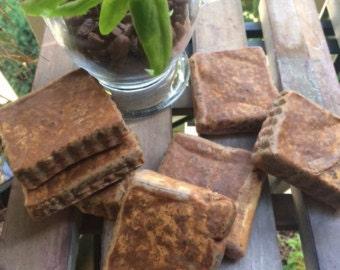 Cafe Latte Homemade Soap