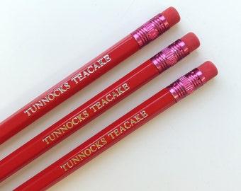 Tunnocks Teacake Pencil