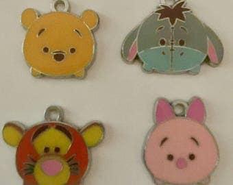 Winnie the Pooh Charm Set