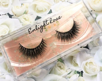 Cruelty Free Lashes in Lady Bug