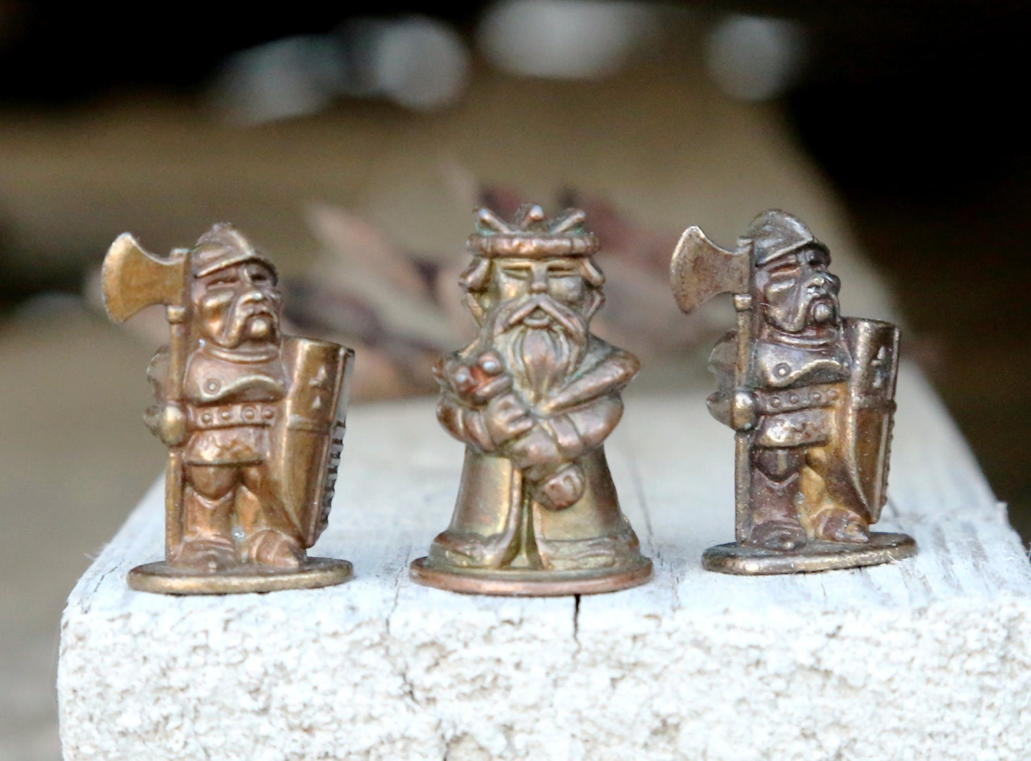 Retro chess chess pieces chess set antique chess vintage chess - Collectible chess sets ...