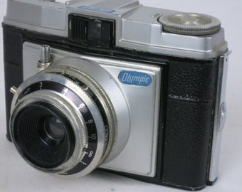 CLOSTER OLYMPIC, 35mm viewfinder camera, made in Italy, ca. 1960