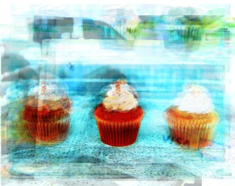 Cupcakes for Thiebaud