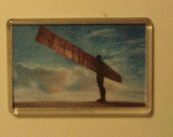 Gateshead Angel of the North Fridge Magnet